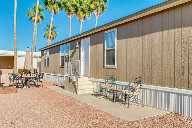 9431 E Corabell Avenue #152, Mesa, AZ 85208 (MLS #6080276) :: NextView Home Professionals, Brokered by eXp Realty