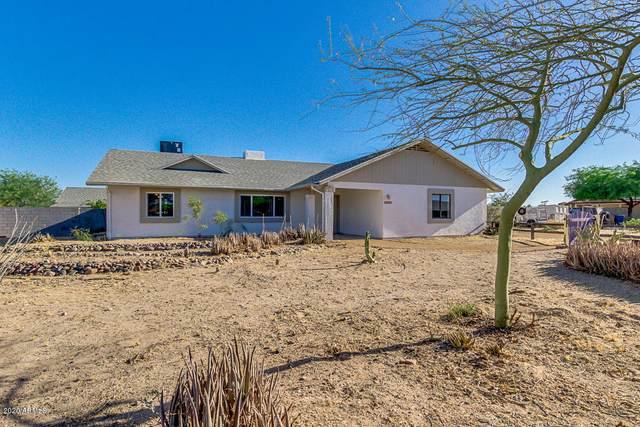 22015 W Watkins Street, Buckeye, AZ 85326 (MLS #6080283) :: The Garcia Group