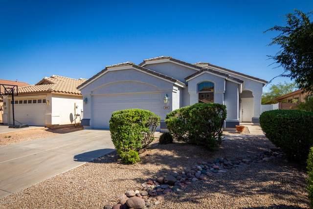 691 E Kelsi Avenue, San Tan Valley, AZ 85140 (MLS #6080334) :: The Laughton Team