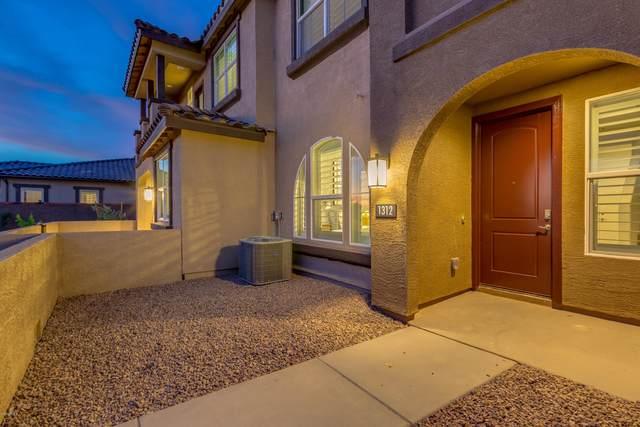1255 N Arizona Avenue #1222, Chandler, AZ 85225 (MLS #6080342) :: The Daniel Montez Real Estate Group