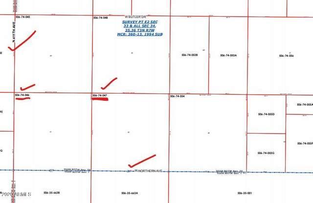 0 N 411th Street, Tonopah, AZ 85354 (MLS #6080351) :: Arizona 1 Real Estate Team
