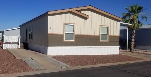 2000 S Apache Road #4, Buckeye, AZ 85326 (MLS #6080353) :: Brett Tanner Home Selling Team