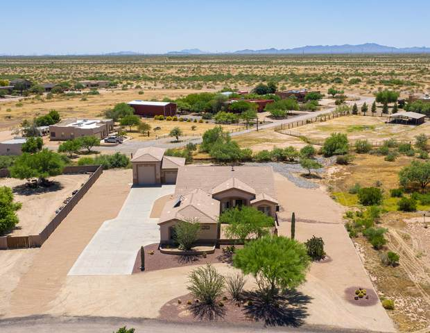 27908 N 256TH Avenue, Wittmann, AZ 85361 (MLS #6080387) :: The Daniel Montez Real Estate Group