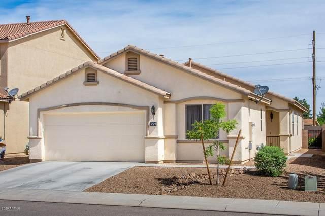 221 Bainbridge Drive, Sierra Vista, AZ 85635 (#6080395) :: The Josh Berkley Team