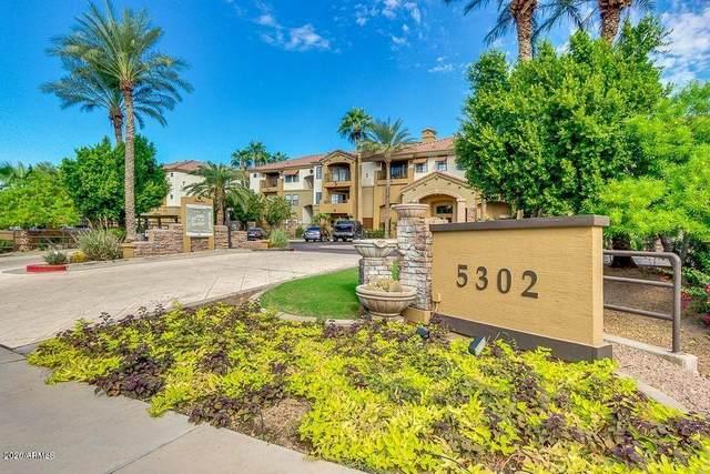 5302 E Van Buren Street #3055, Phoenix, AZ 85008 (MLS #6080430) :: The Laughton Team