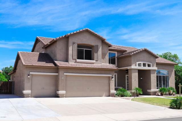 9646 E Impala Avenue, Mesa, AZ 85209 (MLS #6080440) :: The Property Partners at eXp Realty