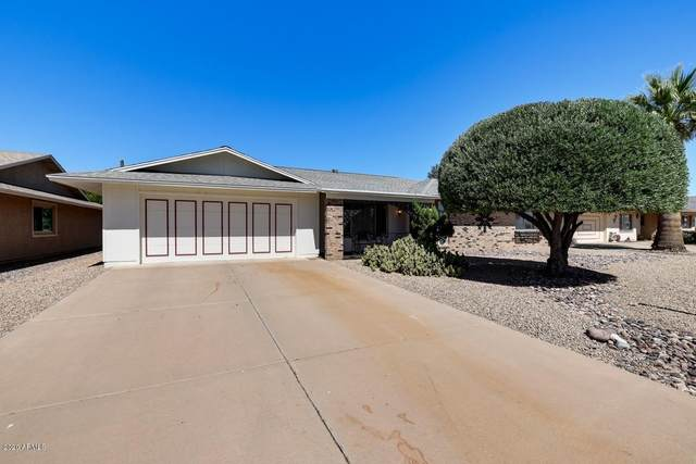 18438 N Conquistador Drive, Sun City West, AZ 85375 (MLS #6080443) :: The Luna Team