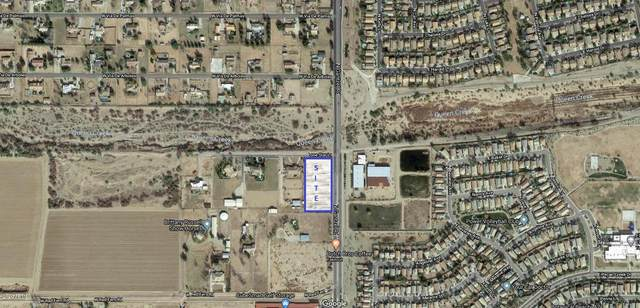 SWC Gantzel & Lone Star Ln, San Tan Valley, AZ 85140 (MLS #6080450) :: The Property Partners at eXp Realty