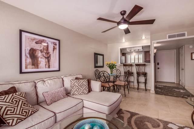 4610 N 68TH Street #421, Scottsdale, AZ 85251 (#6080457) :: The Josh Berkley Team