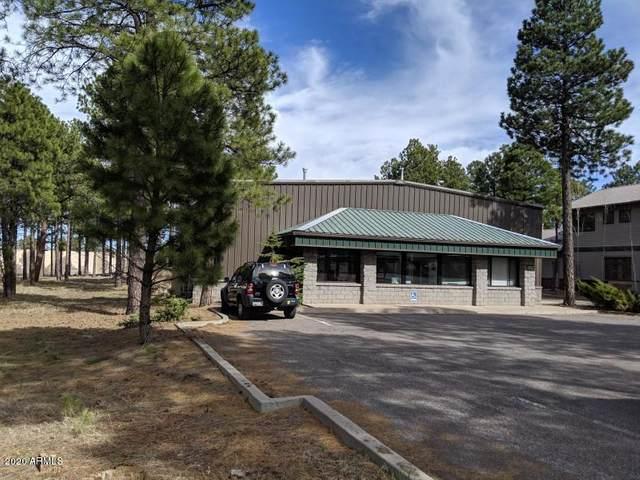 1352 W Forest Meadows Street, Flagstaff, AZ 86001 (MLS #6080494) :: Brett Tanner Home Selling Team