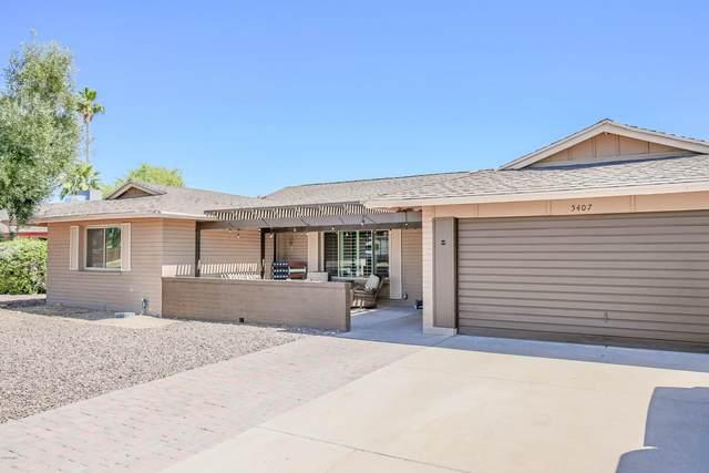 5407 W Acoma Drive, Glendale, AZ 85306 (MLS #6080509) :: Lucido Agency