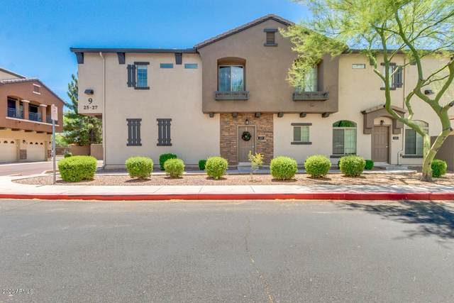 2727 N Price Road #27, Chandler, AZ 85224 (MLS #6080510) :: Kepple Real Estate Group