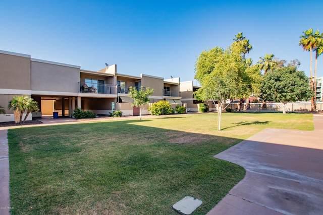 2233 E Highland Avenue #127, Phoenix, AZ 85016 (MLS #6080512) :: Lux Home Group at  Keller Williams Realty Phoenix
