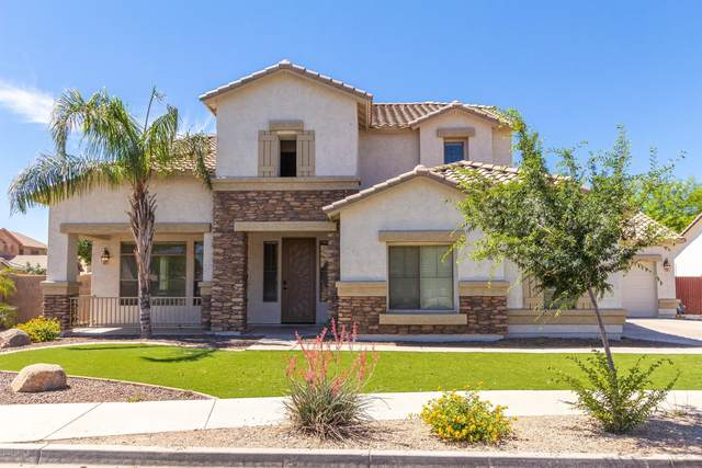 19783 E Mayberry Road, Queen Creek, AZ 85142 (MLS #6080524) :: The Property Partners at eXp Realty