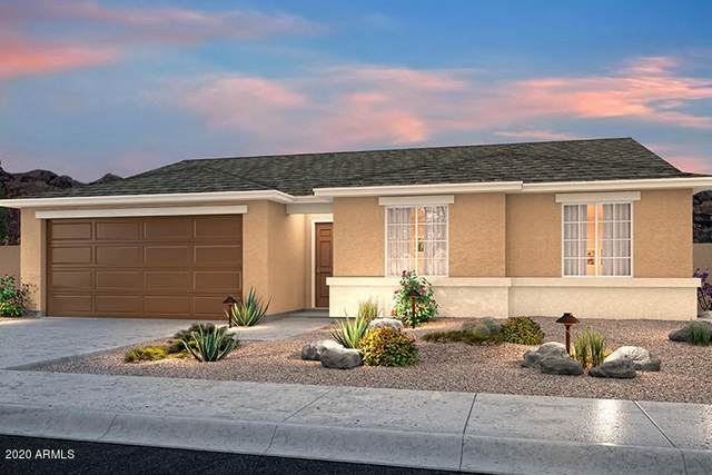 820 W Raymond Street, Coolidge, AZ 85128 (MLS #6080536) :: The Daniel Montez Real Estate Group