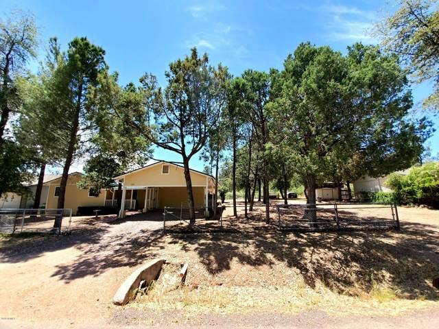 409 W Saddle Lane, Payson, AZ 85541 (MLS #6080561) :: Dijkstra & Co.