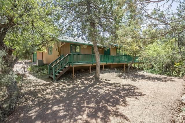 3439 Meadow Drive, Pine, AZ 85544 (MLS #6080576) :: Keller Williams Realty Phoenix