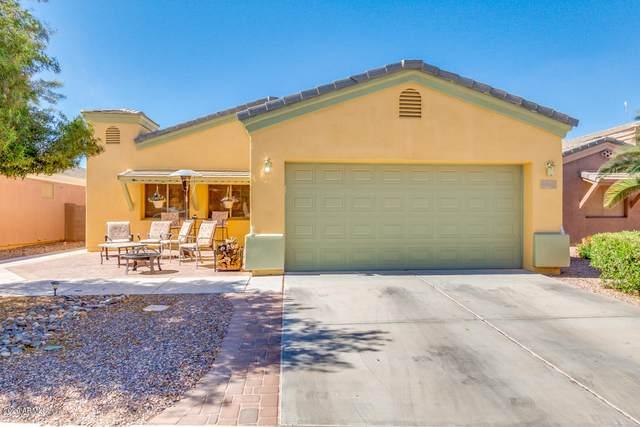 3818 W Fairway Drive, Eloy, AZ 85131 (MLS #6080599) :: The C4 Group