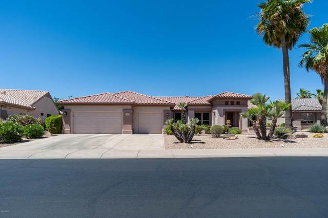 19808 N Shadow Mountain Drive, Surprise, AZ 85374 (MLS #6080608) :: Long Realty West Valley