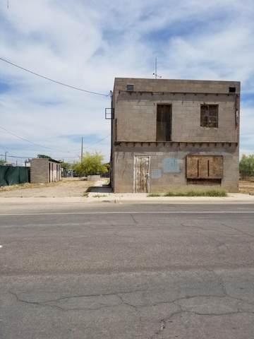 113 N Main Street, Eloy, AZ 85131 (MLS #6080627) :: The Daniel Montez Real Estate Group