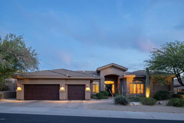 11011 E Acoma Drive, Scottsdale, AZ 85255 (MLS #6080651) :: The W Group