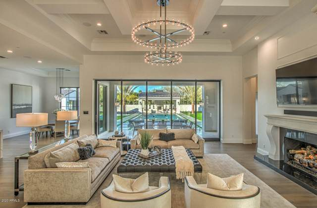 6310 E Bar Z Lane, Paradise Valley, AZ 85253 (MLS #6080661) :: Openshaw Real Estate Group in partnership with The Jesse Herfel Real Estate Group