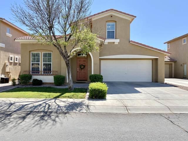 1805 S Voyager Drive, Gilbert, AZ 85295 (MLS #6080673) :: Revelation Real Estate