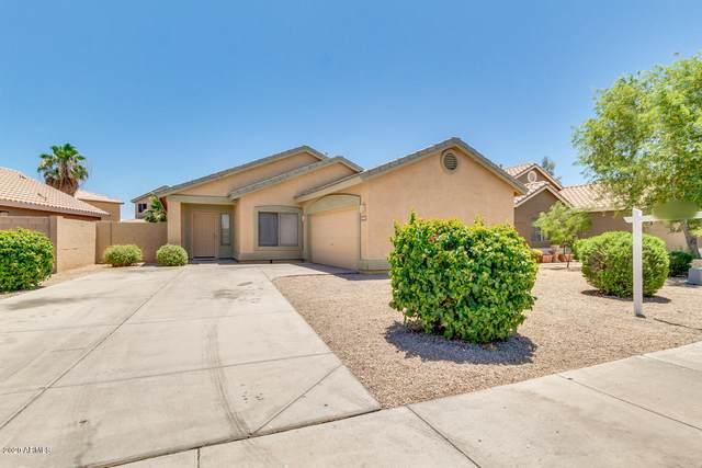 1603 S 80TH Lane, Phoenix, AZ 85043 (MLS #6080695) :: Lifestyle Partners Team