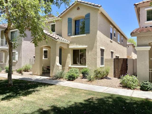 3833 E Santa Fe Lane, Gilbert, AZ 85297 (MLS #6080711) :: Klaus Team Real Estate Solutions