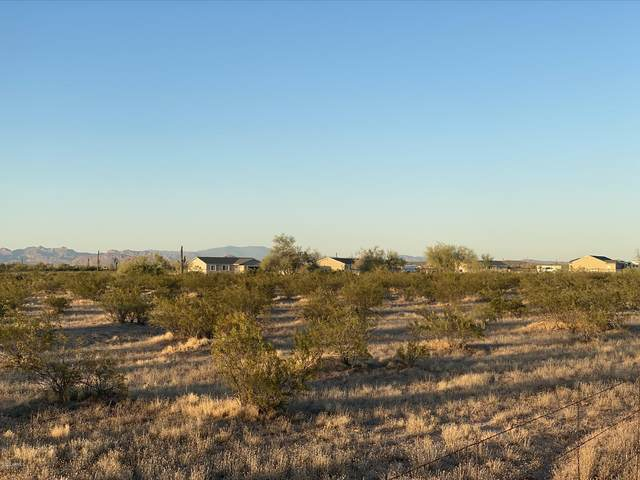 TBD N Dirt Road, Florence, AZ 85132 (MLS #6080717) :: Long Realty West Valley