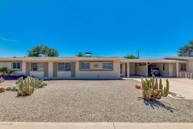10423 W Clair Drive, Sun City, AZ 85351 (MLS #6080726) :: The W Group