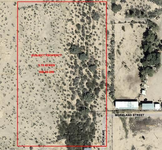 10XX N 374 Avenue, Tonopah, AZ 85354 (MLS #6080734) :: Conway Real Estate