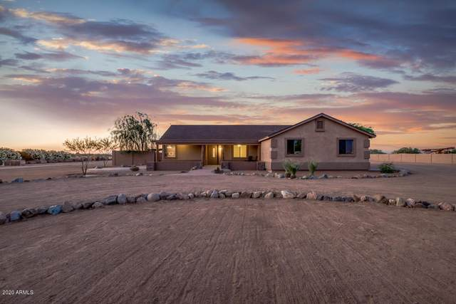 2430 E Prouty Lane, Casa Grande, AZ 85194 (MLS #6080752) :: NextView Home Professionals, Brokered by eXp Realty