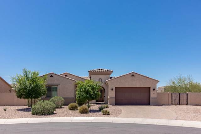 9823 W Rowel Road, Peoria, AZ 85383 (MLS #6080759) :: Homehelper Consultants