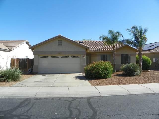 13017 W Ash Street, El Mirage, AZ 85335 (MLS #6080771) :: Devor Real Estate Associates