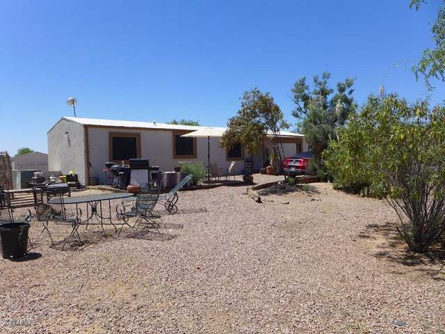 27014 N 204TH Avenue, Wittmann, AZ 85361 (MLS #6080793) :: Brett Tanner Home Selling Team