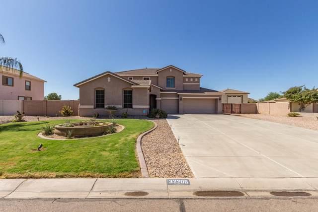 32206 N Caspian Way, San Tan Valley, AZ 85143 (MLS #6080816) :: Riddle Realty Group - Keller Williams Arizona Realty