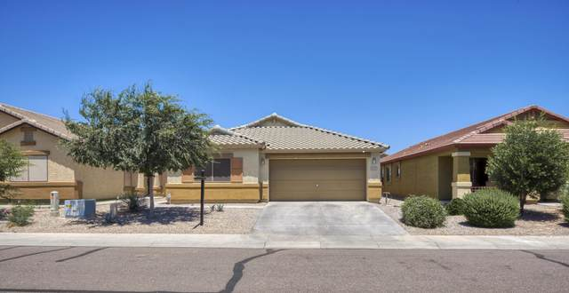 10332 W Hilton Avenue, Tolleson, AZ 85353 (MLS #6080821) :: Kepple Real Estate Group