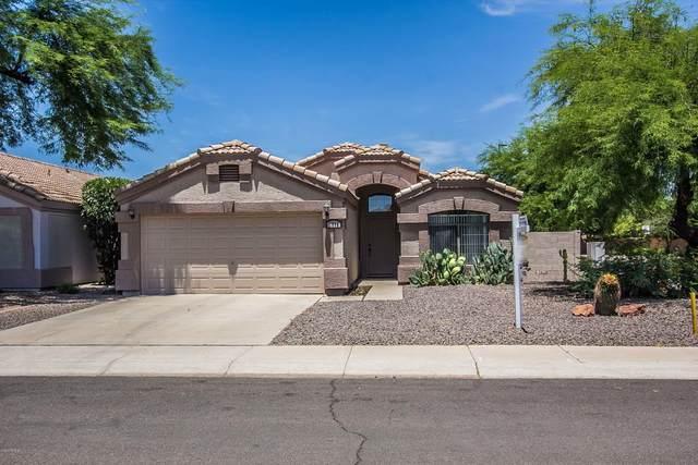 1776 E Saratoga Street, Gilbert, AZ 85296 (MLS #6080837) :: Homehelper Consultants