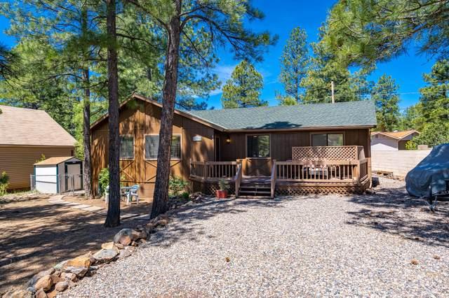 17390 Sequoia Drive, Munds Park, AZ 86017 (MLS #6080863) :: Keller Williams Realty Phoenix