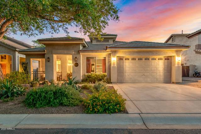 2738 N Rowen, Mesa, AZ 85207 (MLS #6080864) :: Homehelper Consultants