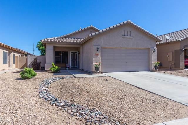 8776 W Paradise Drive, Peoria, AZ 85345 (MLS #6080867) :: The Laughton Team