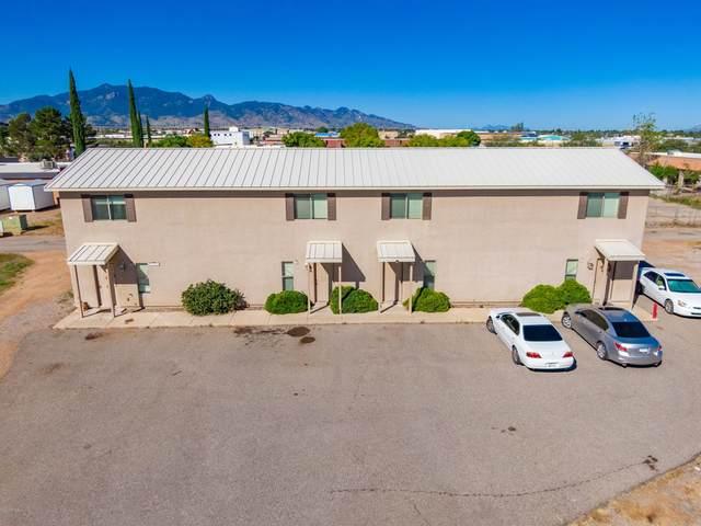 4366 Corte Brumoso, Sierra Vista, AZ 85635 (MLS #6080877) :: Brett Tanner Home Selling Team
