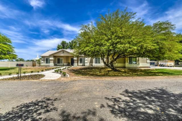 3417 S 157TH Way, Gilbert, AZ 85297 (MLS #6080881) :: The Property Partners at eXp Realty
