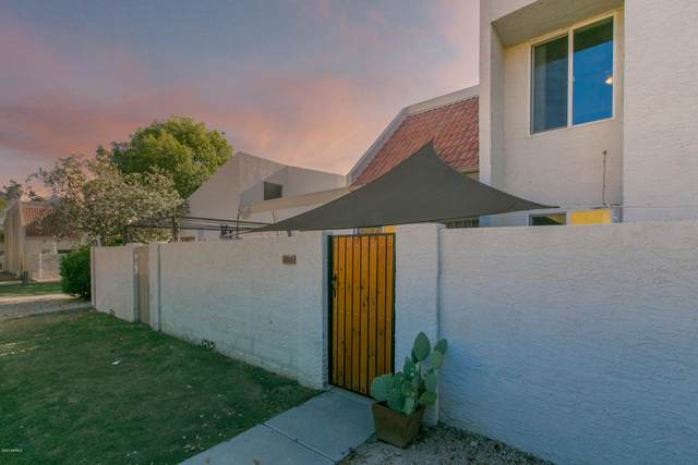1342 W Emerald Avenue #269, Mesa, AZ 85202 (MLS #6080898) :: The Bill and Cindy Flowers Team
