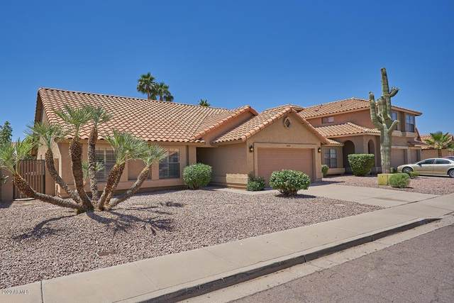2723 E Rockledge Road, Phoenix, AZ 85048 (MLS #6080924) :: The Laughton Team