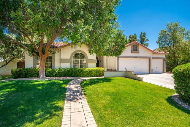2455 E Encinas Avenue, Gilbert, AZ 85234 (MLS #6080926) :: Riddle Realty Group - Keller Williams Arizona Realty