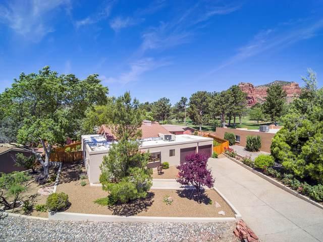 190 Castle Rock Road, Sedona, AZ 86336 (MLS #6080966) :: Riddle Realty Group - Keller Williams Arizona Realty
