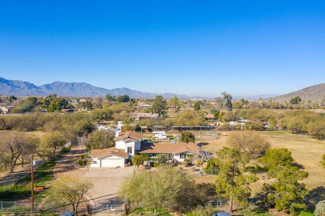 11838 S 44th Avenue, Laveen, AZ 85339 (MLS #6080983) :: The W Group