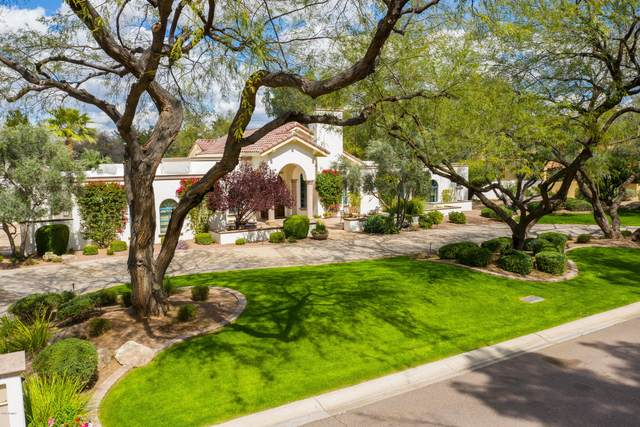 5816 E Via Del Cielo Street, Paradise Valley, AZ 85253 (MLS #6080991) :: The Everest Team at eXp Realty